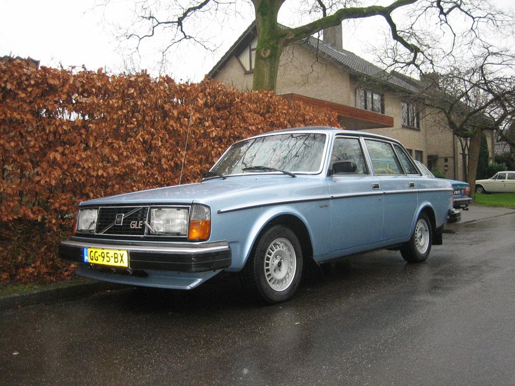 Henk S Volvo S